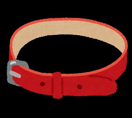 首輪のイラスト